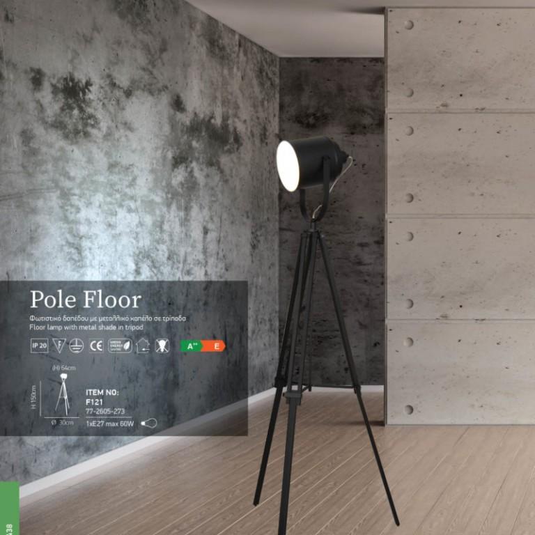 Pole Floor