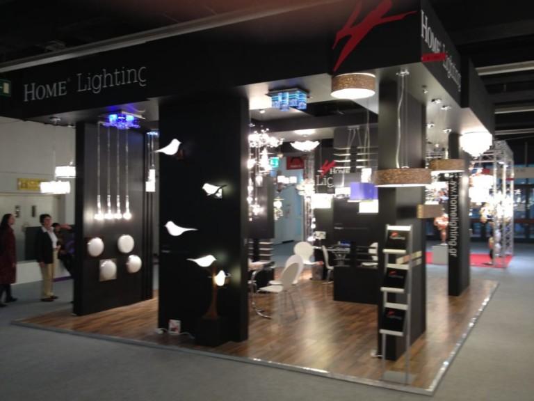 Έκθεση Light&Building 2012